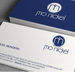 Business Card Design – Print Media