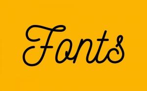 famous font styles 2015