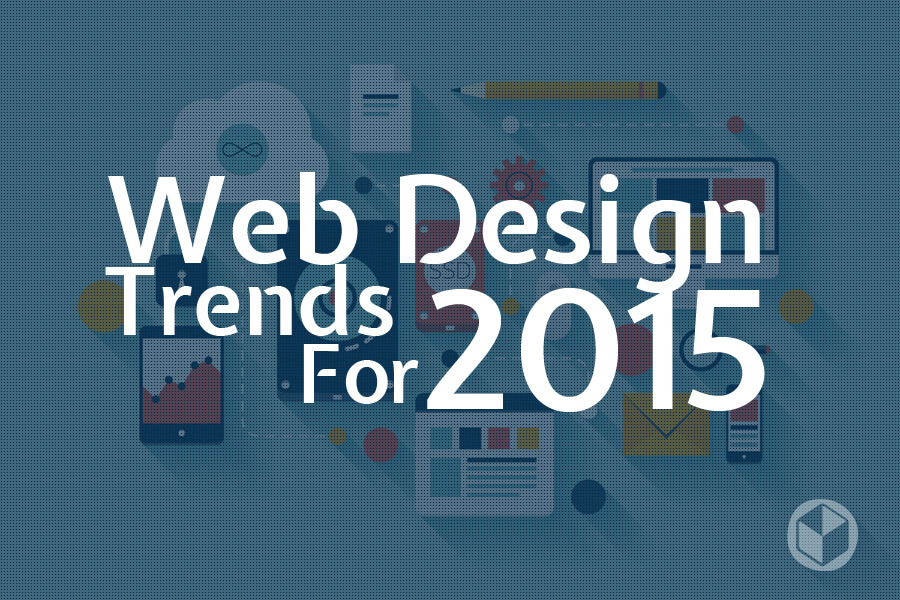 website design trends 2015