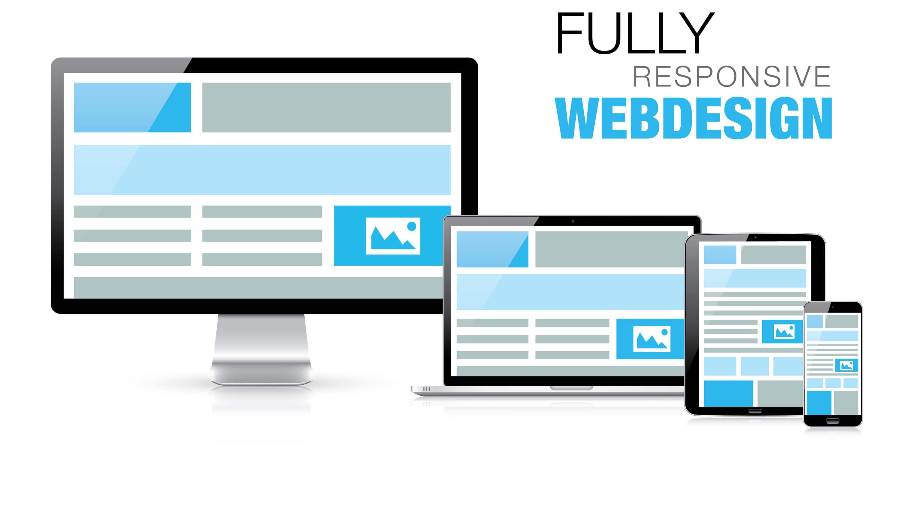 responsive-webdesign elements