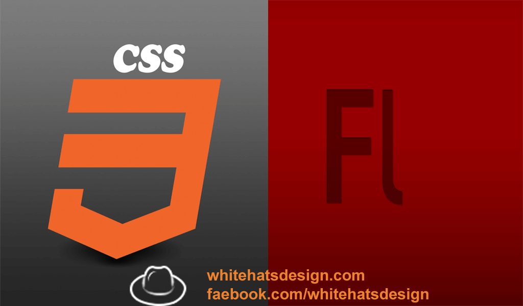 css and flash in Web Design Dubai-WhitehatsDesign