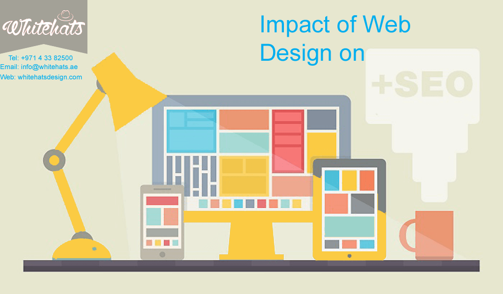 Impact of Web Design on SEO-Website Design Company in Dubai-Whitehatsdesign