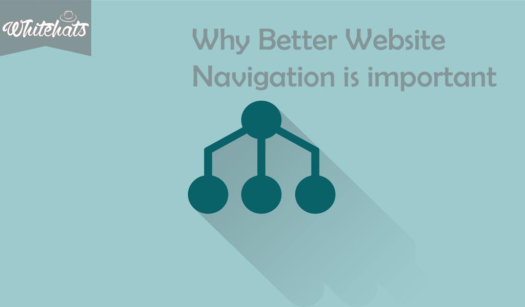 Why better website navigation is important-Website Design Company in Dubai-Whitehatsdesign