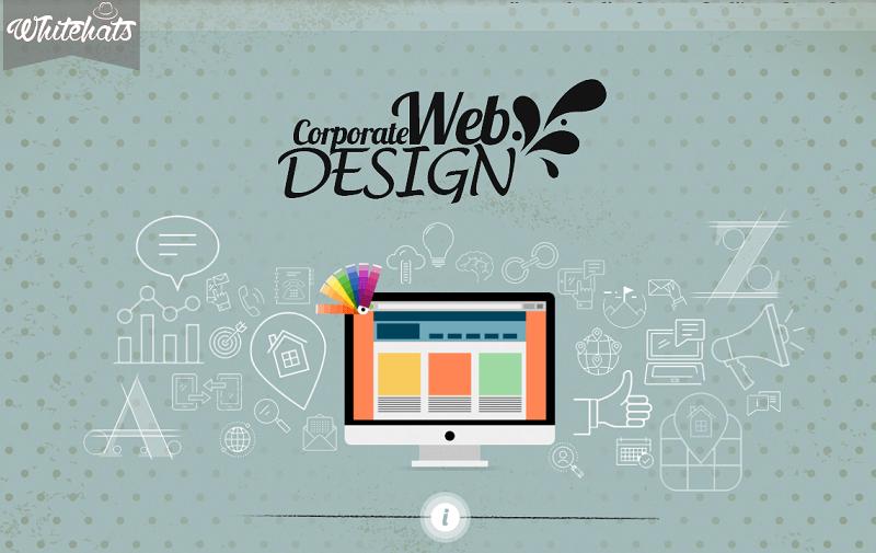 How We RevDesigned Whitehats Design Website.