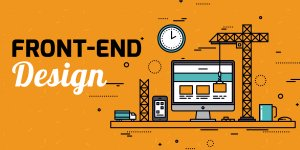 front end desing services dubai