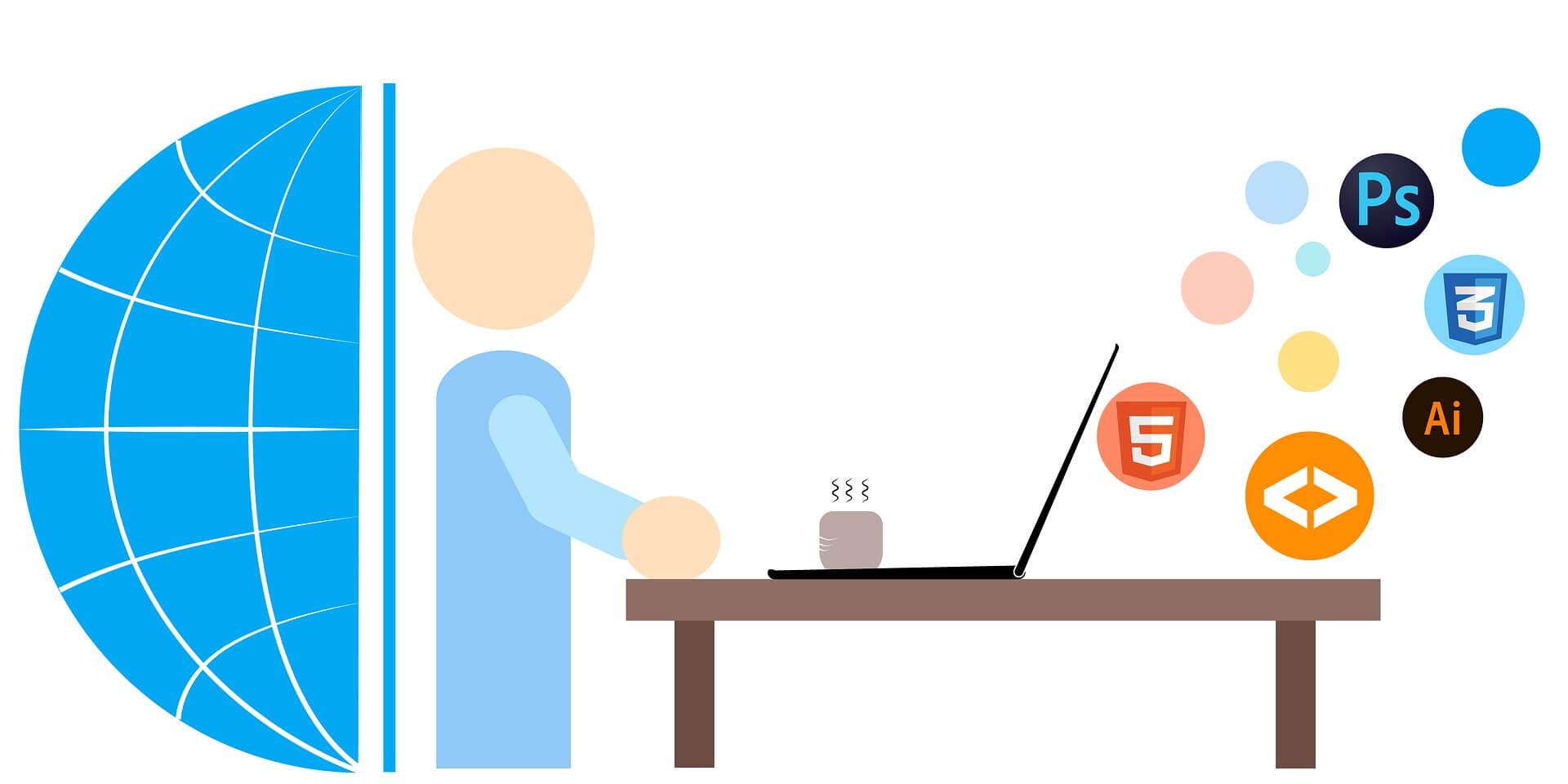 web design trends, Web design Dubai, Web development dubai.