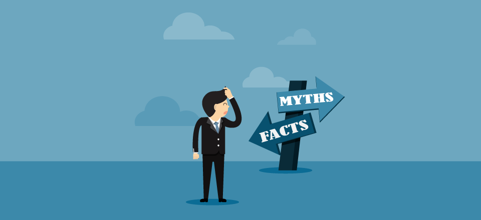 web desgn dubai, myths vs facts web design