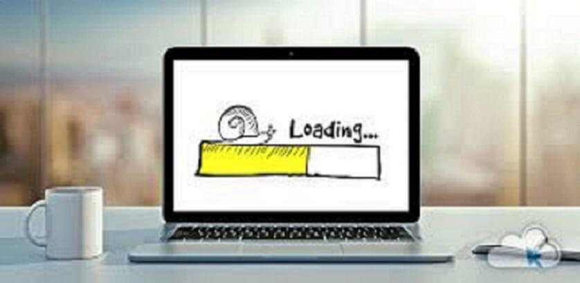 improve website speed. web design dubai